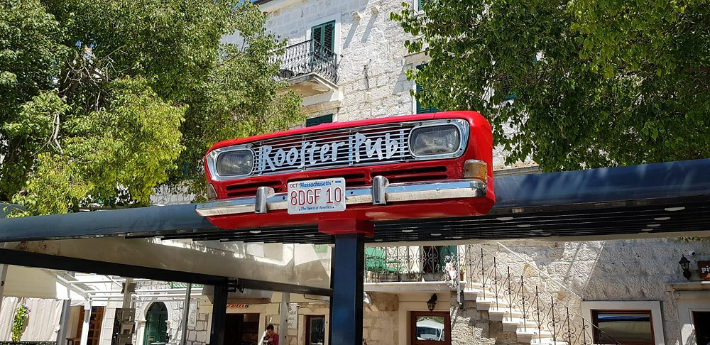 Rooster Pub in Makarska hosts MaFest comic book festival in Makarska, Croatia