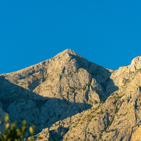 St George - the highest peak of Biokovo