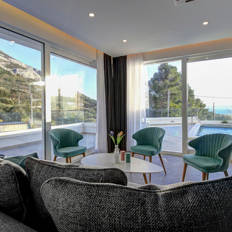 Staying at the Beverly Hills of Makarska Riviera