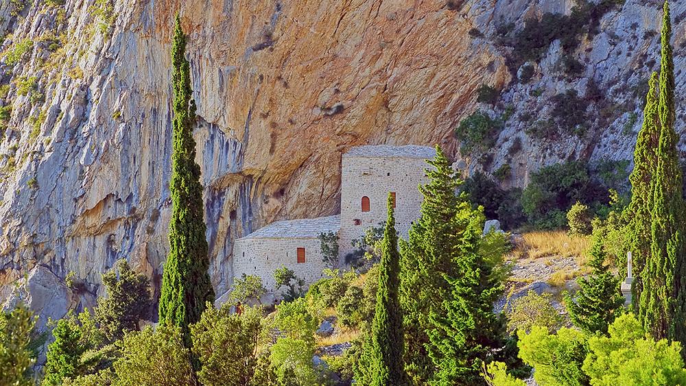17C fort in Kotisina takes central spot in the Kotisina village in Makarska