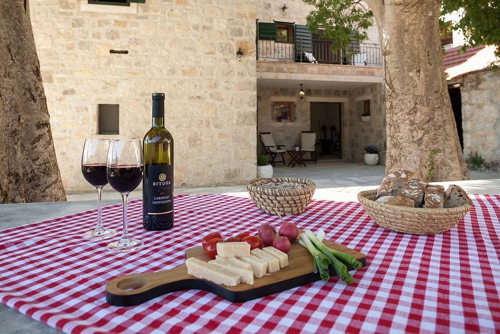 Local food and wines in Makarska Riviera are on your to-do list