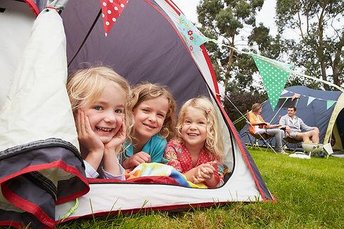 bigstock-Family-Enjoying-Camping-Holida-