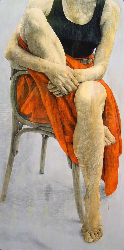Red Skirt by Judy Rogers 2016.jpg