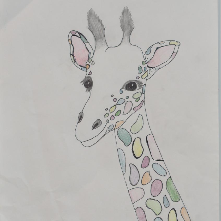 Zoe Jordan, Giraffe, 10 yrs old