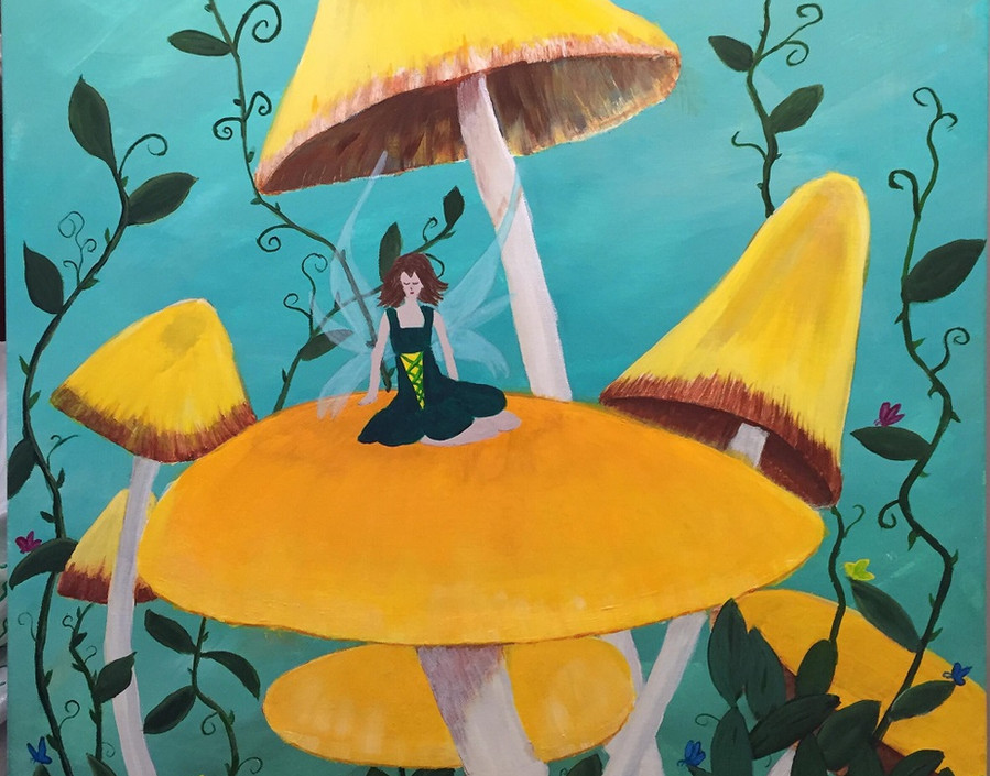 Bethany_Hewitson, Suillus Luteus, 2019.j