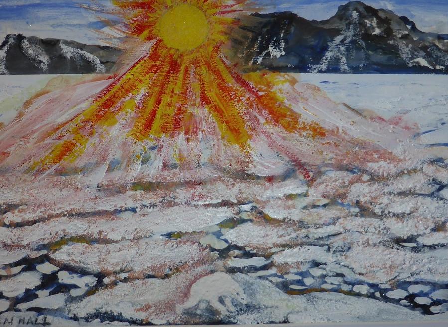 Leonard Hall, Global Warming - The Death