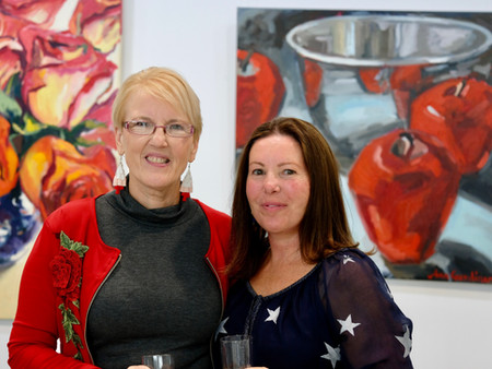 Reflections: Susan Robinson & Ann Gardiner