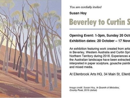 Beverley to Curtin Springs, Susan Hoy