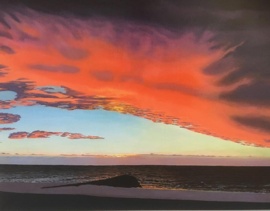 David Kennedy, Sunset, 2019.jpg