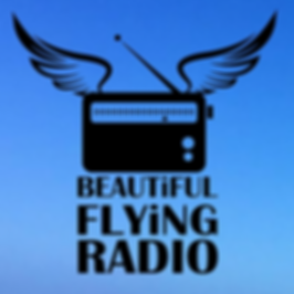 Beautiful Flying Radio podcast logo