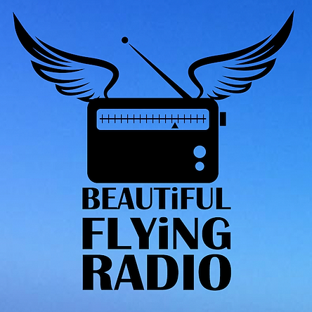Beautiful Flying Radio podcast logo