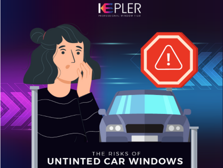 The risks of untinted car windows [Infographic]