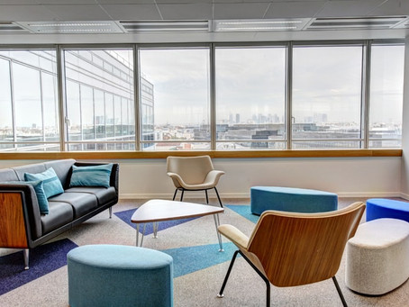 Benefits of Tinted Office Windows