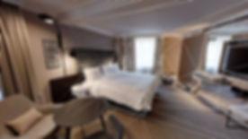 3D Scan Hotel und Eventflächen