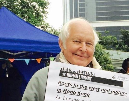 Rev. Hans Lutz – Expressing his faith through social justice & civil society.