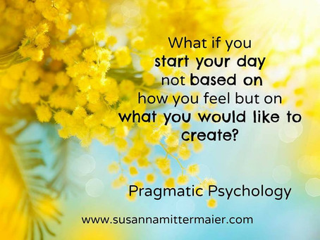 Apakah Anda Aktif Dalam Menciptakan Kehidupan Anda?
