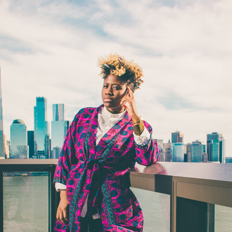 Style Journey with Doreen Pierre: Transition of Style Podcast
