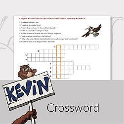 printable activities for kids crossword
