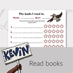 printable activites for kids read books
