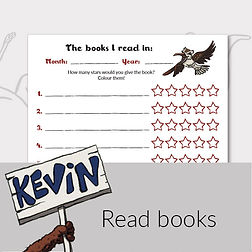 printable activites for kids read books