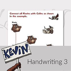 Printable activities for kids handwriting