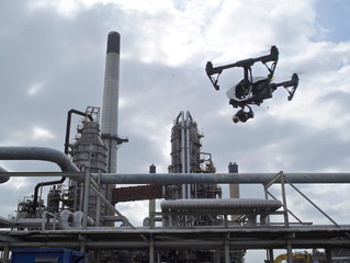 Drones for Industrial Inspection