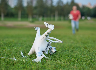 Drone Safety for Dummies