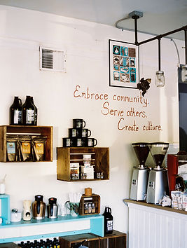 A Cup of Common Wealth Coffee Shop