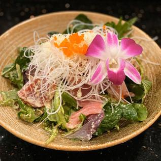 Miyako Sushi and Steakhouse Salad