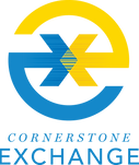 The Cornerstone Exchange Logo
