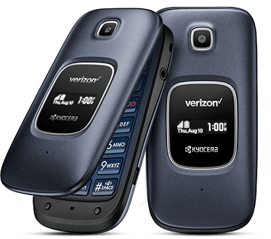 Kyocera Verizon 4G flip- Refurbished
