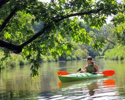 Peg DuPage River