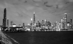 Chicago Ocean ripple horizontal