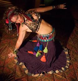 dancing belly