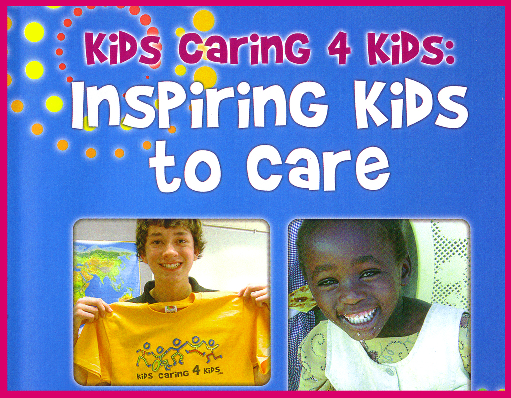 kids caring 4 kids icon