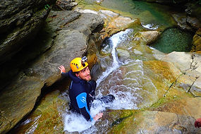 Barbaruens Canyoning Pyrénées