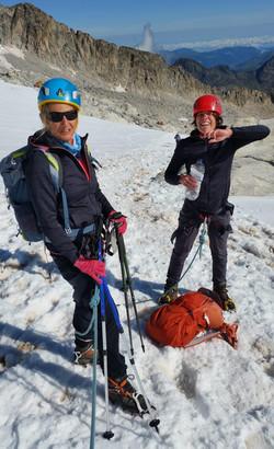 Subir al Aneto con guía de montaña