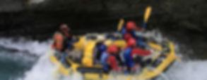 Rafting cerca de Jaca