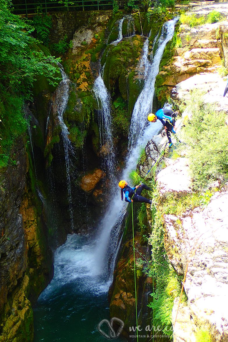 Rafting and Canyoning Pyrenees