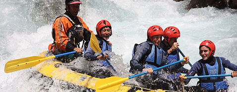 Rafting Jaca
