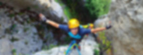 Canyoning and Via Ferrata