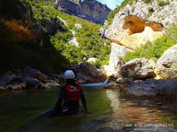 Petit Mascun Canyon