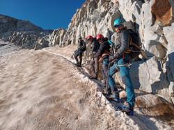 Subir al Aneto con guía de montaña en Benasque