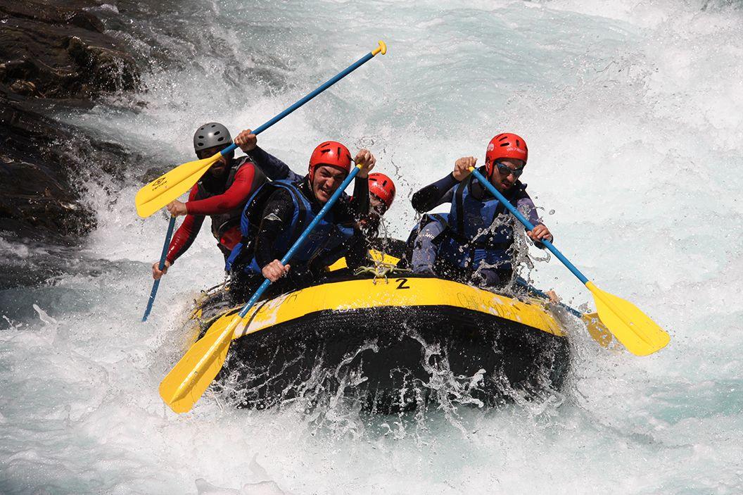 Rafting Spanish Pyrenees
