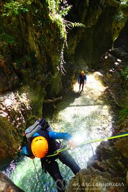 Barbaruéns Canyon