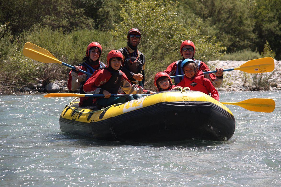 Rafting Ainsa