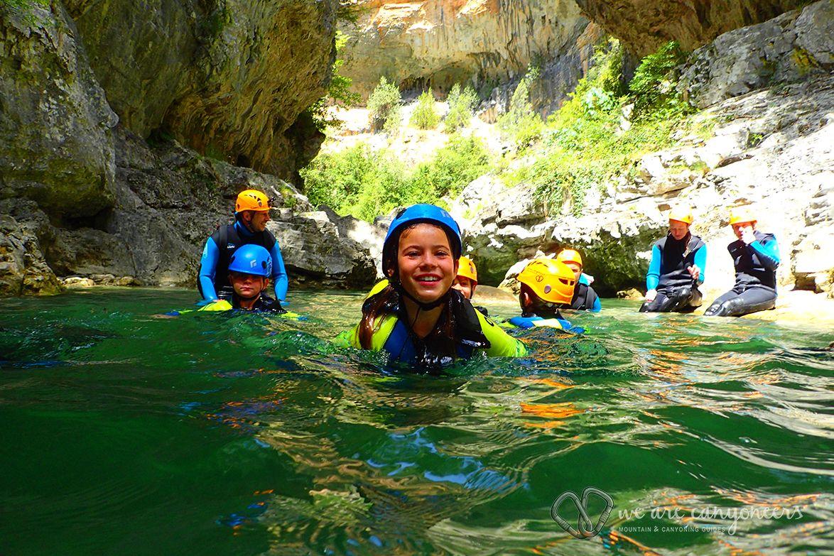 Actividades con niños en el Pirineo Aragonés