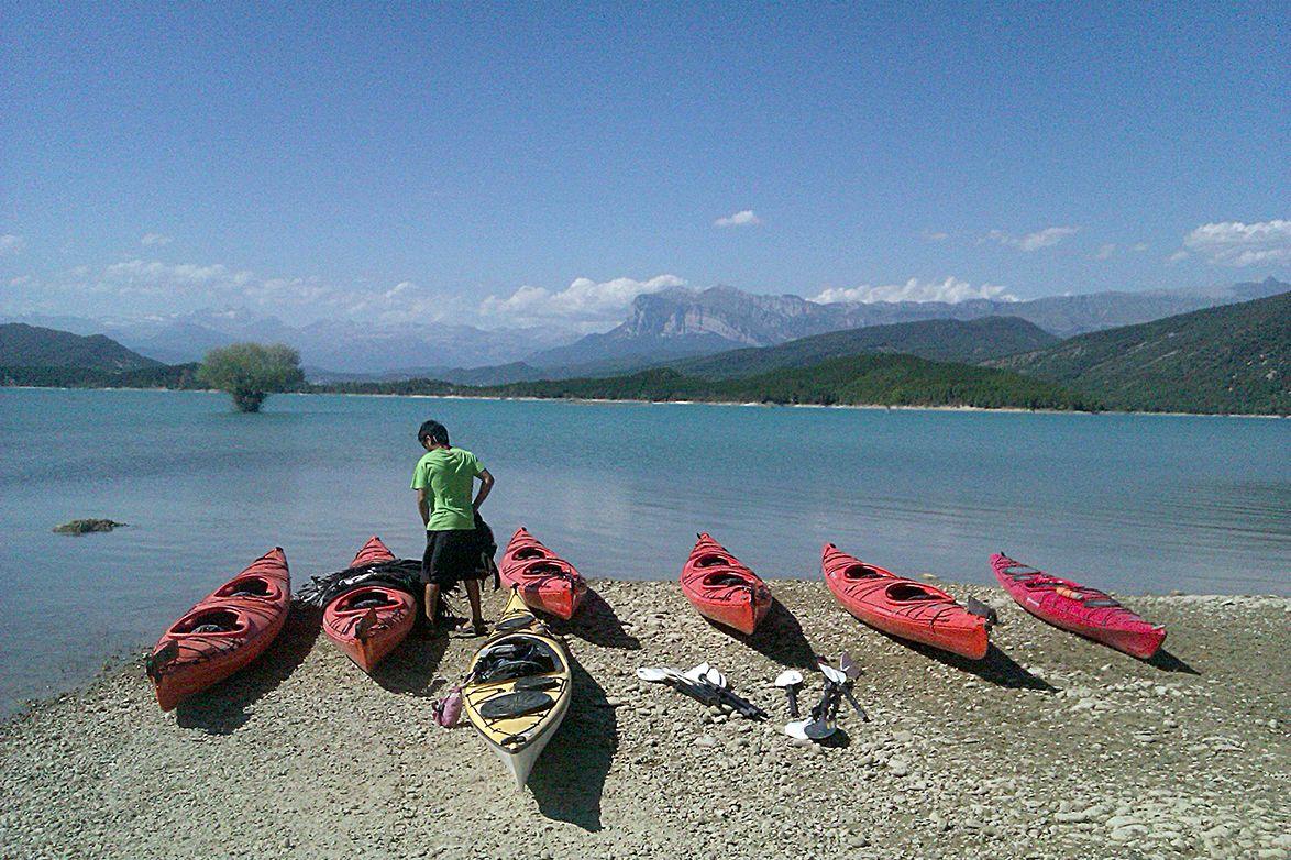 Kayak en Huesca: Pirineos y Ordesa