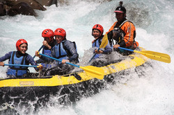 Rafting en Huesca: Pirineos