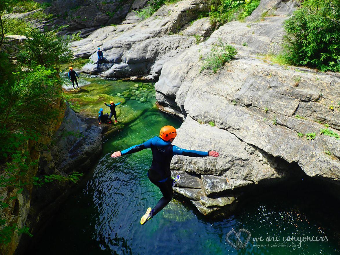 Canyon du Miraval